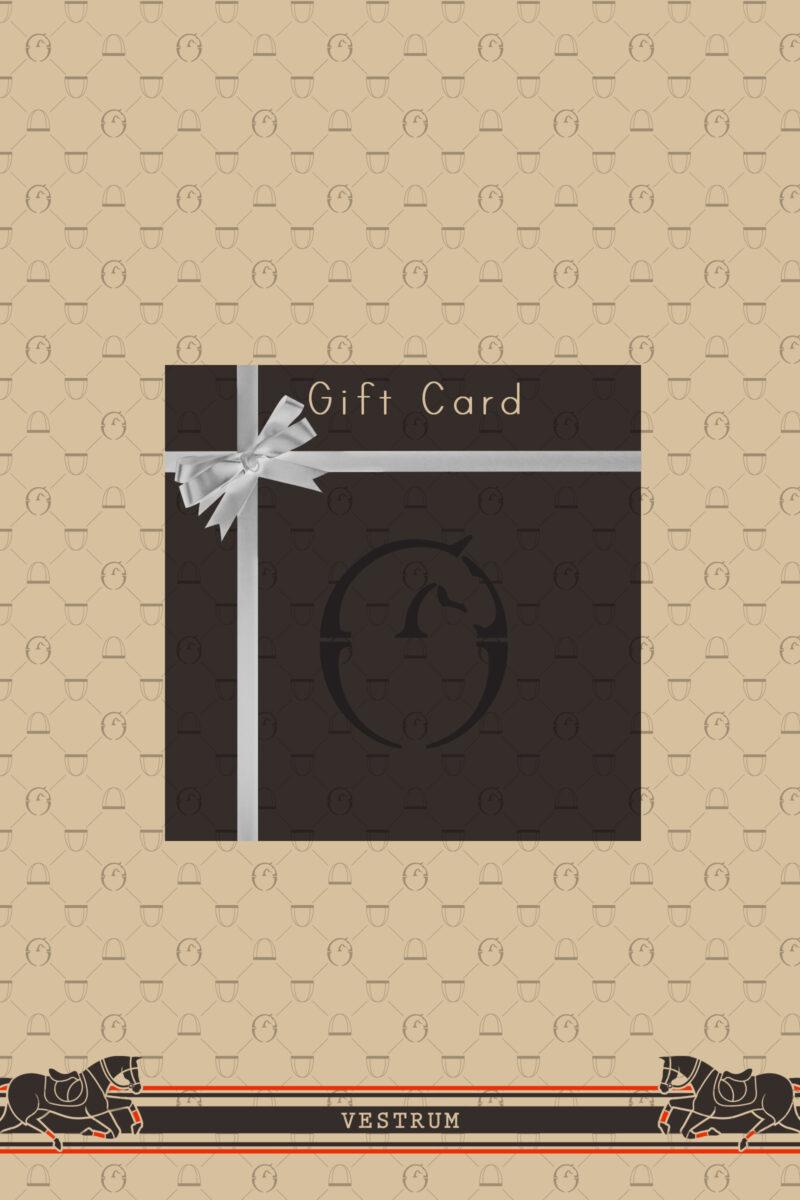 Vestrum Gift Card